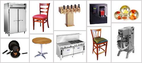 خرید و راه اندازی تجهیزات رستوران