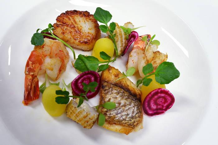 ایده برای نحوه ارائه غذا در رستوران ها از سر آشپزان برتر