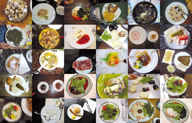طراحی یا دیزاین غذا