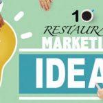 ایده های بازاریابی برای رستوران