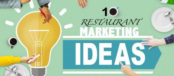 ایده برای بازاریابی رستوران