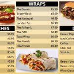 نکات مهم برای تعیین منوی غذایی رستوران ها