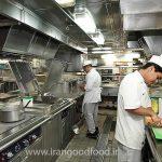 آشپزخانه رستوران قلب رستوران شماست