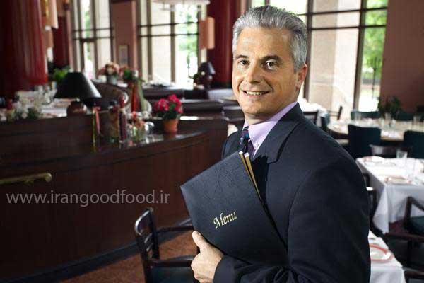 مدیر رستوران