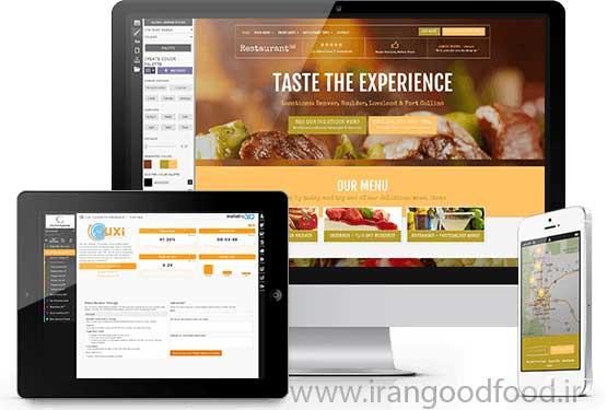 تبلیغات مجازی برای جذب مشتری رستوران