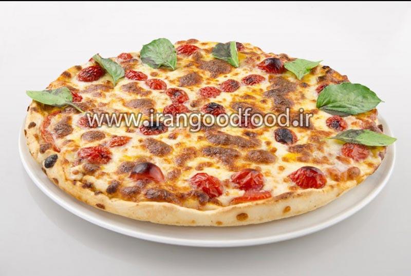 دوره آموزش تهیه پیتزا ایتالیایی حرفه ای